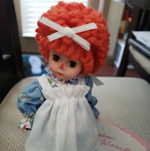 Madame Alexander Mop Top Wendy Doll